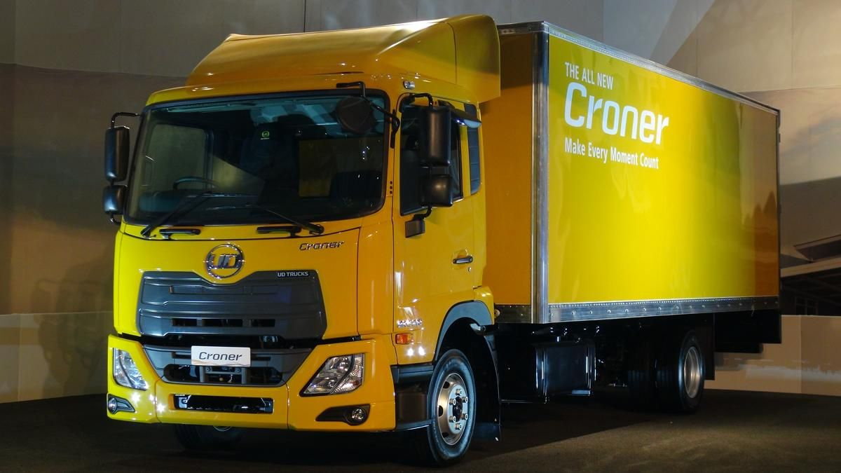 Croner Heavy Commercial Vehicle